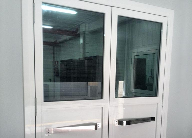 Puerta vaiv n proyectos y soluciones t cnicas en olot girona for Catalogo puertas aluminio